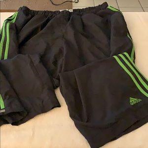 Adidas workout Capris